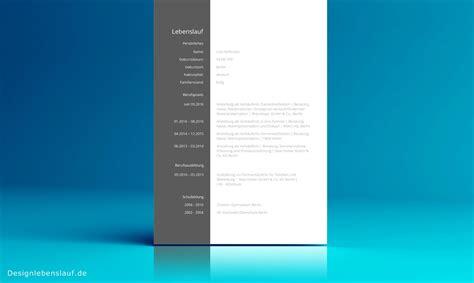 Lebenslauf Tabelarisch lebenslauf bewerbung zum sofortdownload in word open office