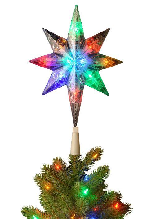 national tree pre lit bethlehem star christmas tree topper