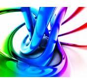 Fondos De Pantalla / Abstractos Espiral Colorida Vista Completa