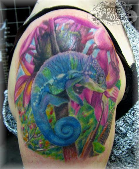 chameleon tattoo jewelry gallery chameleon tattoo drawing