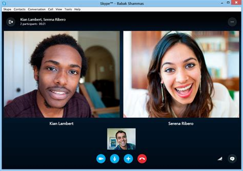 Find New On Skype Skype For Windows And Mac Redesigned With Chat Focus