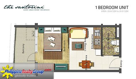Bedroom Units Ni by Azure Resort Residences Paranaque Metro Manila
