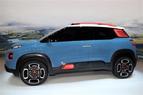 citroen concept 2017 citroen c aircross concept 2017 pictures auto express
