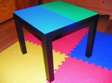 Build A Lego Table by Kidspert Make Your Own Lego Table