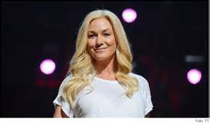 jessica andersson sweden who qualified from heat 1 from melodifestivalen