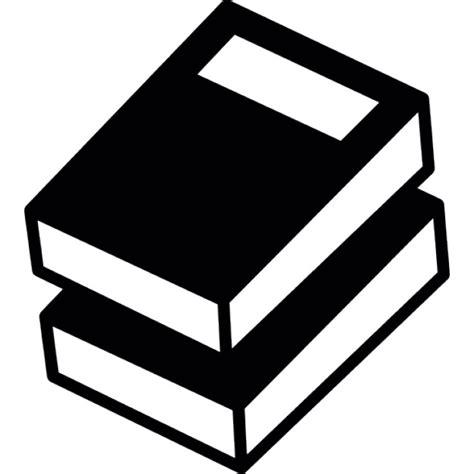 imagenes a blanco y negro de libros dos libros de negro con etiqueta blanca descargar iconos