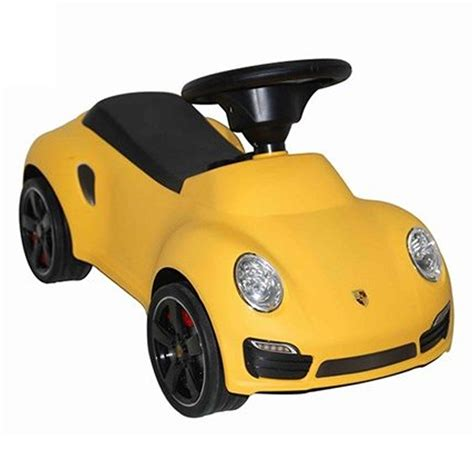 porsche toy car licensed porsche 911 turbo kids ride on push toy car