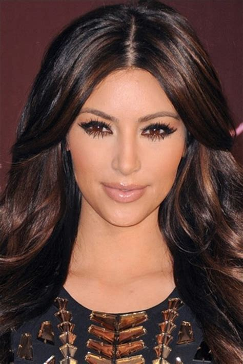 black hair with chocolate brown highlights best dark brown hair color ideas 2013 fashion trends