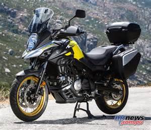 Suzuki Dl650 Accessories New 2017 Suzuki V Strom 650 And 650xt Mcnews Au