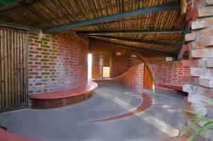 Eco Friendly Floor Plans brick house wada istudio architecture