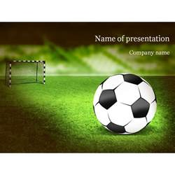 football powerpoint template free soccer powerpoint template background for presentation