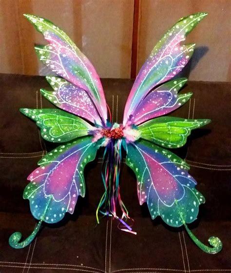 como hacer alas de mariposa para disfraz de nena disfraz alas de mariposa o hada primavera ni 241 a cosplay xvs
