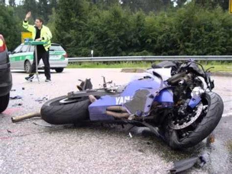 Youtube Motorradunfälle by Motorrad Unfall Youtube
