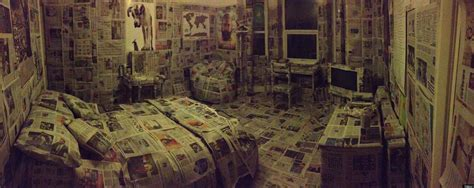 room pranks newspaper prank is helpful reminder to never leave your