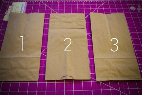 How To Make Diy Paper Bag - diy paper bag book colour