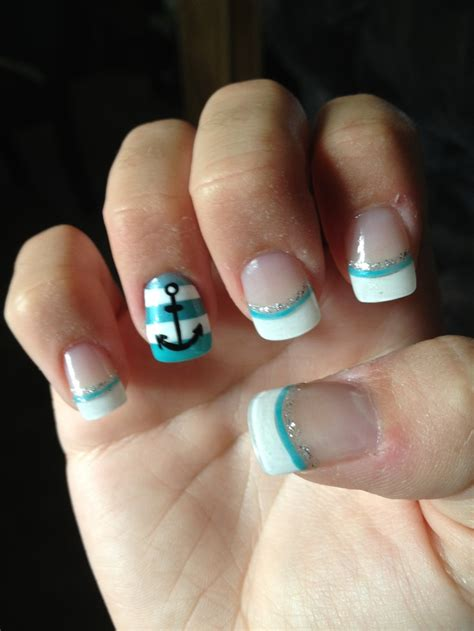 google nails design nails anchor google search mani pedi pinterest