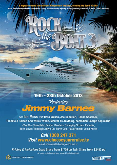 rock the boat 2020 cruisin country 2018