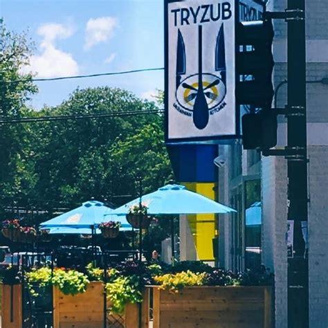 tryzub ukrainian kitchen restaurant chicago il opentable