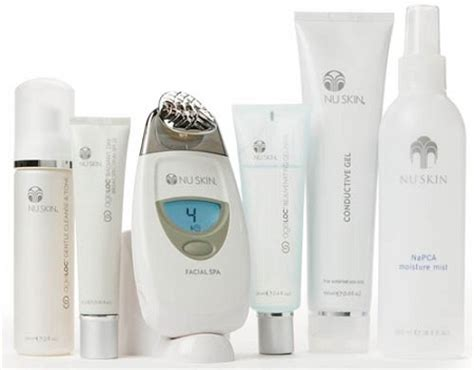 Vitamin Nu Skin the apple of anti aging nu skin spa review and
