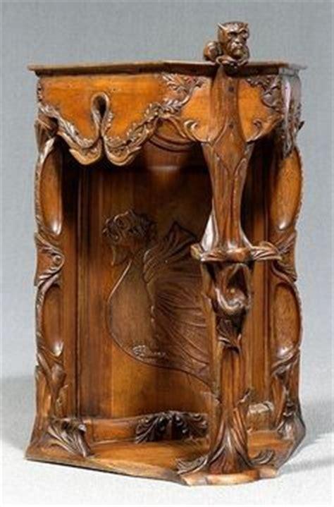 corner cls woodworking nouveau on nouveau alphonse mucha and