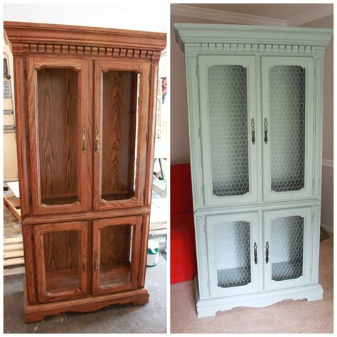 how to put chicken wire on doors how to install chicken wire into a hutch all things new