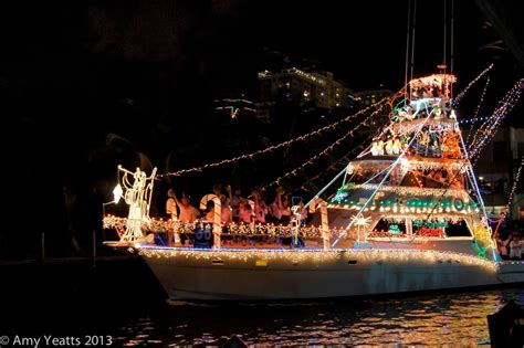 fort lauderdale christmas boat parade christmas cards