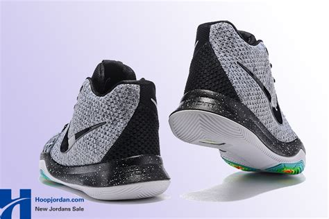 best place to get basketball shoes nike kyrie 3 oreo wolf grey black men s basketball shoe