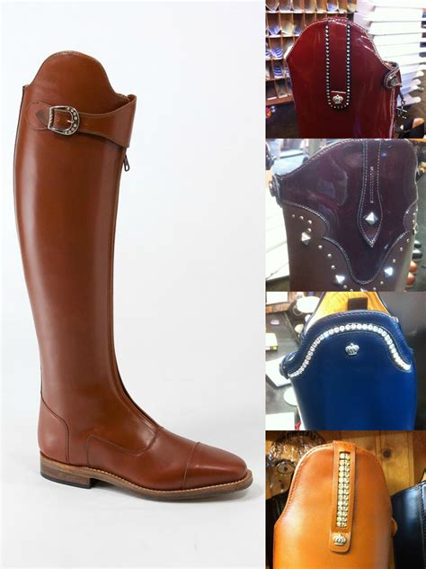 boot colors konig favorite dressage boot color the of course
