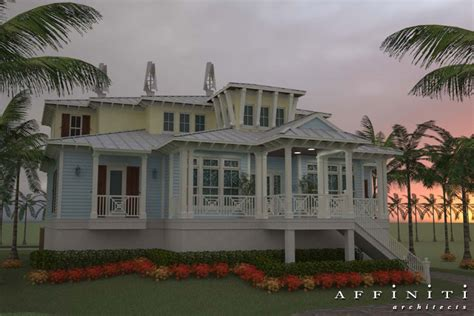 cracker architecture ocean front florida cracker style residence affiniti