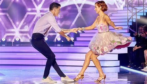dancing   stars nz sam hayes shakes  jitters