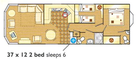 caravan floor plan layouts 5 star holiday home specification and virtual tour