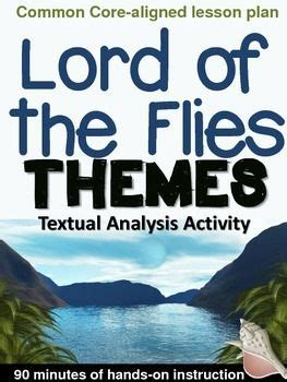 lord of the flies themes lesson plans 15 best images about lord of the flies on pinterest eye