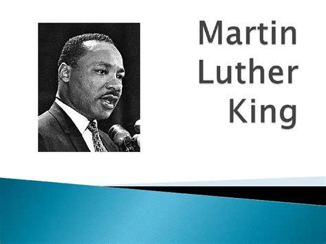 Powerpoint Martin Luther King Luther King Powerpoint