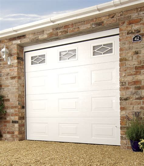 sectional garages scotland sectional garage doors uk doors