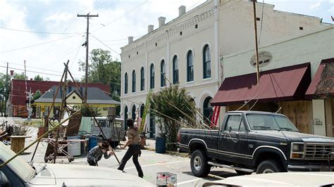 walking dead georgia town up for sale on ebay today com walking dead town for sale on ebay variety