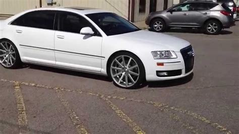 audi a8 rims for sale 2008 audi a8 with 22 icnh xo tokyo wheels staggered
