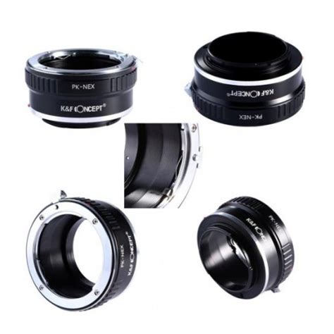Termurah K F Lens Adapter Lensa Pentax Pk To Canon Eos M Ef M Mount kf concept lens adapter pentax k pk mount to sony e nex for sale in togher cork city cork