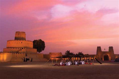 heritage shores fort al al jahili fort in al ain visitabudhabi ae