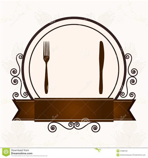 clipart ristorante silverware cliparts