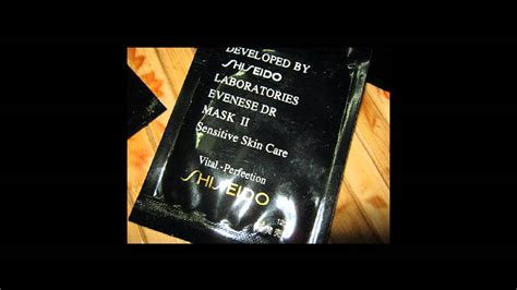 Borong Shiseido Mask borong kosmetik murah giler shiseido blackhead removal