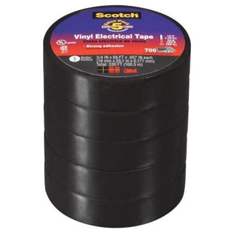 3m scotch 3 4 in x 66 ft 700 vinyl electrical 24413
