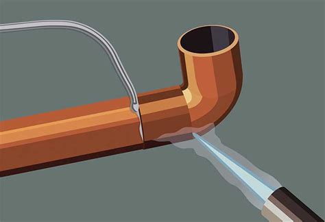 How To Solder Plumbing Copper Pipe by Image Gallery Soldering Pipe