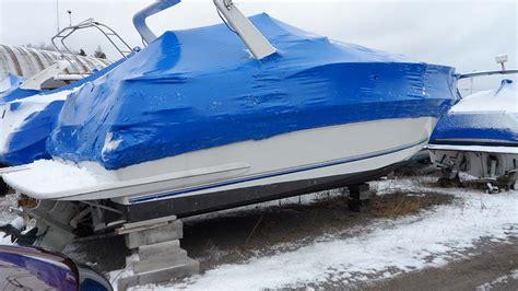 boat shrink wrap toronto 1992 doral 300 prestancia for sale in the lindsay area
