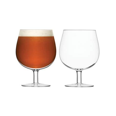 Buy Bar Glassware Buy Lsa International Bar Craft Glass Set Of 2 Amara