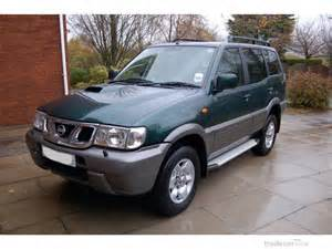 Nissan Terrano Service Cost Nissan Terrano Nissan Terrano 2003 Us 6 229 113 000