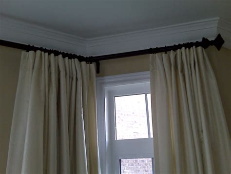 curtain rods installation curtain rod installation service home design ideas