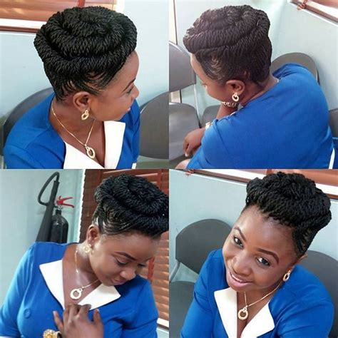 latest ghana weaving hair styles latest ghana weaving in town hairstylegalleries com