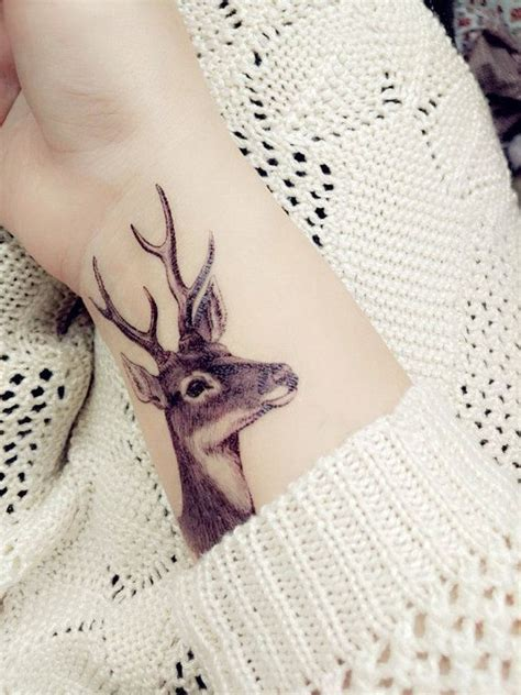 tattoo deer pinterest 25 best ideas about deer head tattoo on pinterest deer