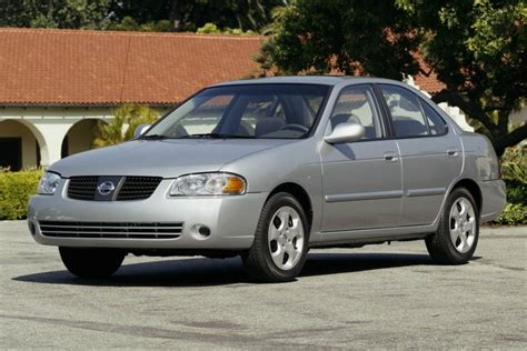 2006 nissan sentra review top speed