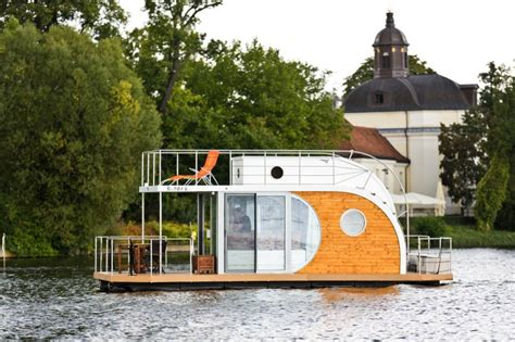 hausboot nautilus nautilus houseboat offers modern lifestyle and luxury